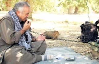 Hakkında İnfaz Emri Verilen Terörist, Murat Karayılan'a...