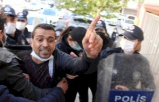 HDP'liden Küstah Hareket: Evlat Nöbetindeki...