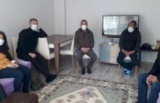 HDP Milletvekili PKK'lı Teröristin Ailesine...