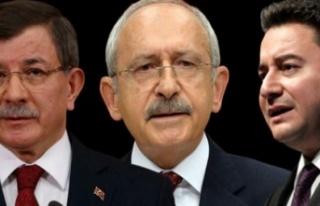 Kılıçdaroğlu: Babacan ve Davutoğlu'yla Ortak...