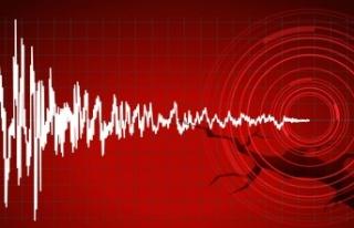 Nerede deprem oldu? Kandilli Rasathanesi-AFAD 13 Ocak...
