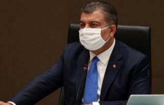 Sağlık Bakanı Koca'dan Koronavirüse Karşı...