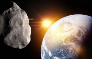 Tehlikeli Bir Asteroid Dünya'ya Rekor Mesafede...