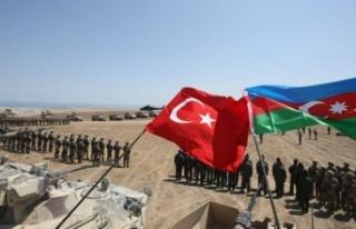 'Türk Askerleri En Kısa Sürede Azerbaycan'a...