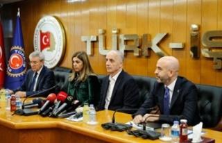 Türk-İş'ten Hükümete Kıdem Tazminatı Çağrısı:...