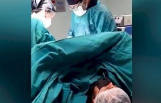Ameliyat Sırasında 'Gesi Bağları'nı...