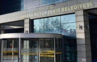 Ankara Büyükşehir Belediyesi'nde Koronavirüse...