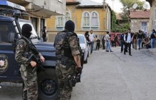 Ankara'da IŞİD Operasyonu: Çok Sayıda Gözaltı...