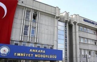 Ankara Emniyet Müdürlüğünden Vatandaşlara Kritik...