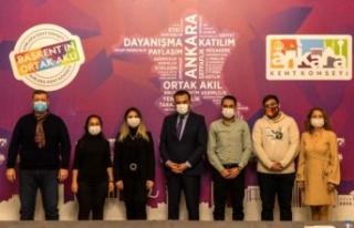 Ankara Kent Konseyi Şehir Plancılarıyla Başkentin...