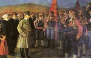 Ankara Valisi Vasip Şahin'den Atatürk Mesajı