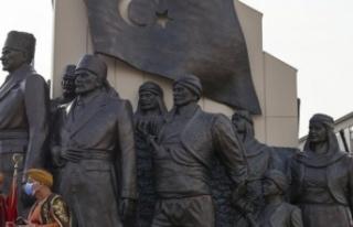 Atatürk'ün Ankara'ya Gelişinin 101. Yılı...