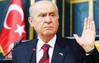 Bahçeli'den Flaş HDP Açıklaması: HDP Kapatılıyor...