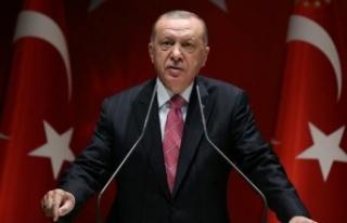 Cumhurbaşkanı Erdoğan'dan ABD'nin Yaptırımlarına...