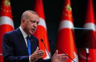 Cumhurbaşkanı Erdoğan'dan Yılbaşı Uyarısı:...