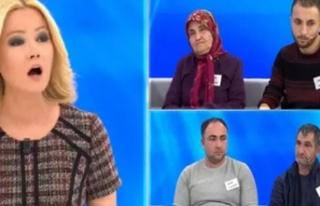 Enişte Kadın Çıktı: Programda Müge Anlı'nın...