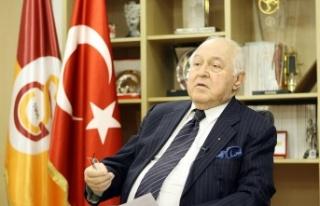 Galatasaray Eski Başkanı Duygun Yarsuvat'tan...