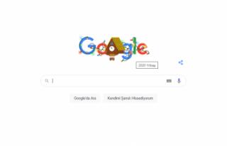 Google'dan Kafaları Karıştıran Doodle!