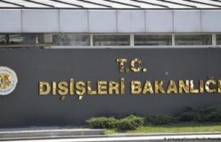 İran'ın Ankara Büyükelçisi Dışişleri...