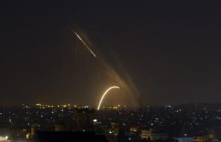 İsrail ordusundan Suriye'ye saldırı itirafı!