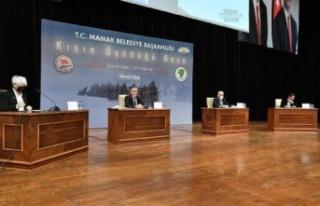 Mamak Belediyesi, Sarıkamış Şehitlerini Andı