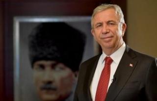 Mansur Yavaş Fotoğrafının Asılmasını Yasakladı!