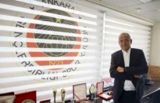 Murat Cavcav Dev Ankara Derbisi Öncesi Konuştu
