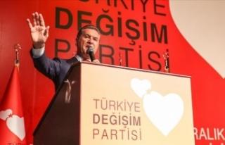 Mustafa Sarıgül'ün Partisinin İsmi ve Logosu...