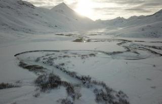 Şırnak'ta Dev Menderesler Buz Tuttu: İşte...