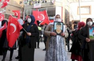 Şırnak'ta HDP'den Terör Mağduru Annelere...
