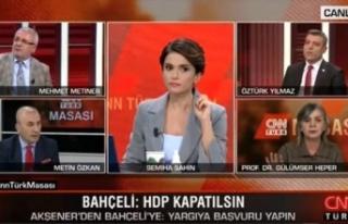 Teröristbaşı Öcalan'a 'Sayın'...