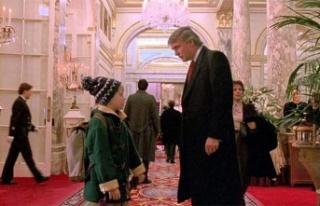 Trump, Evde Tek Başına 2 Filminde Oynamış!