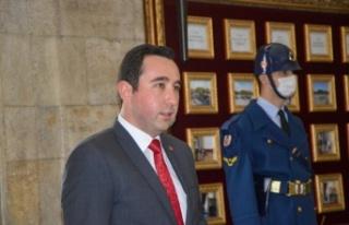 Vatan Partisi Ankara İl Başkanı Deniz Tokgöz'den...