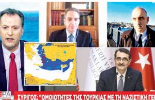 Yunan Medyası Yine Provokasyon Peşinde!