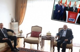 Ahmet Hakan Çok Konuşulan Ziyareti Yazdı: Saadet...