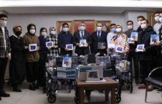 AK Parti Çankaya'dan Sosyal Yardım Kampanyası