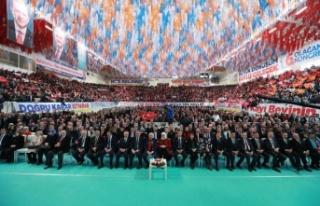 AK Parti'nin Ankara Kongre Tarihi Belli Oldu