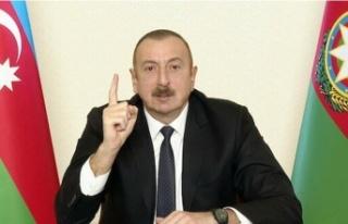 Aliyev: Cevabımız Çok Sert Olacak