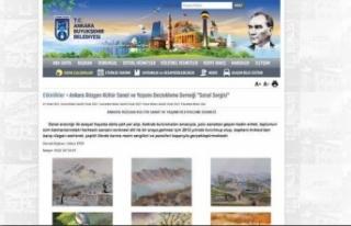 Ankara Büyükşehir Belediyesi'nden Yeni Yılda...