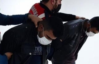 Ankara'da Eylem Hazırlığında Bulunan İki...