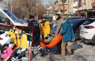 Ankara'da Kuşu Ölen Ailede Üzüntüden Felç...