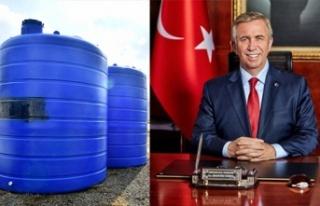Ankara'da Su İsrafına Karşı Dev Proje: Yağmur...