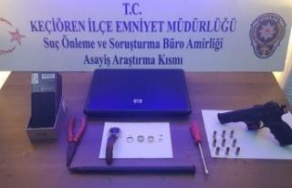 Ankara'da Yedi Farklı Evde Hırsızlık Olayının...