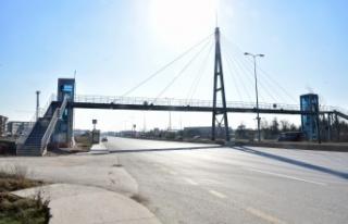 Ankara'ya 10 Yeni Üst Geçit