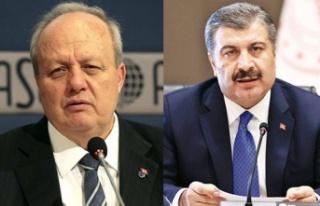 ASO Başkanı Nurettin Özdebir'den Fahrettin...