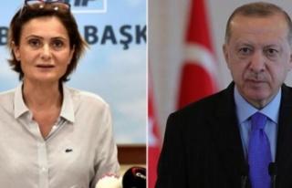 Kaftancıoğlu, Cumhurbaşkanı Erdoğan'a 56...