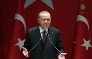 Cumhurbaşkanı Erdoğan: Kamuda Tasarruf Programı...