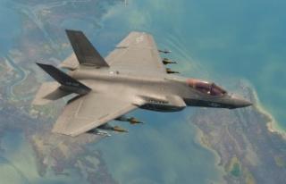 İngiliz Pilot F-35'i Çalıştıramadı: F-35'te...