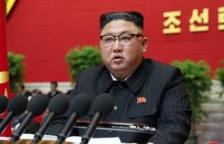 Kim Jong-Un'dan Parti Kongresinden Dünyaya Önemli...