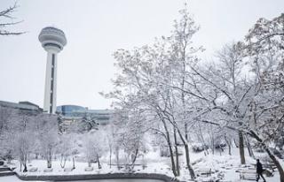 Mansur Yavaş'tan Ankaralılara Uyarı: Kar Geri...